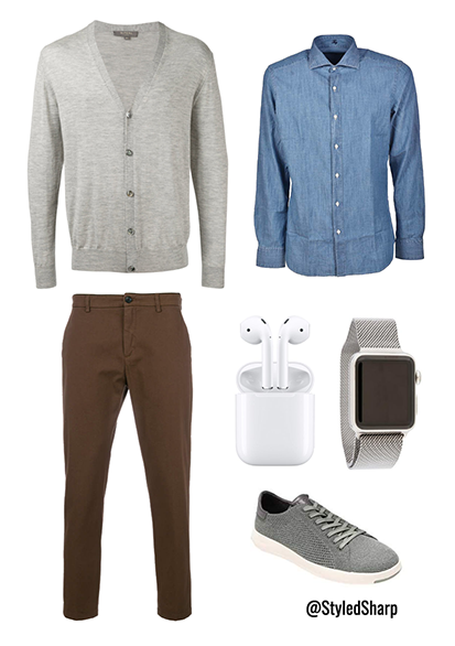 casual office wear for men