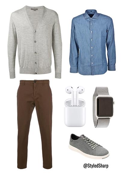 casual office wear for men